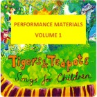 Tigers and Teapots Sheet Music, Vol. 1.  DIGITAL DOWNLOAD