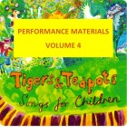 Tigers and Teapots Sheet Music, Vol. 4.  DIGITAL DOWNLOAD